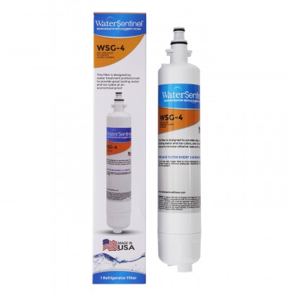 WSG-4 Refrigerator Water Filter by Water Sentinel