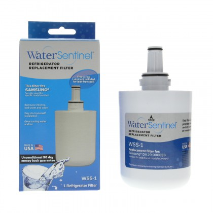 Water Sentinel WSS-1 Refrigerator Filter (Samsung Compatible)