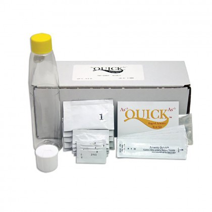 Sensafe Arsenic 481396-5 Quick Check (5 tests) Water Test