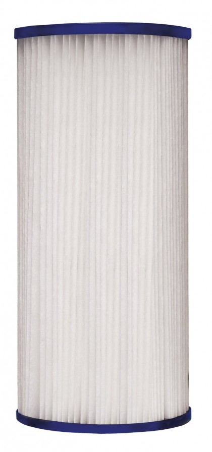 WFHDC3001 Universal Heavy Duty Pleated Poly Whole House Cartridge by DuPont