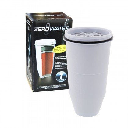ZeroWater ZR-001 One-Pack Water Filter Replacement Cartridge (1 Pack)