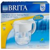 Brita 35509 Everyday Water Filter Pitcher