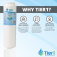 Tier1 Maytag UKF8001 Refrigerator Water Filter Replacement (Chart 4)