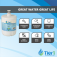 Tier1 LG 5231JA2002A / LT500P Refrigerator Water Filter Replacement Comparable (Chart 3)