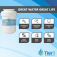 Tier1 GE MWF SmartWater Refrigerator Water Filter Replacement (Chart 4)