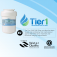 Tier1 GE MWF SmartWater Refrigerator Water Filter Replacement (Chart 3)