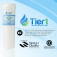 Tier1 Fisher & Paykel 836848 Refrigerator Water Filter Replacement Comparable (Chart 1)