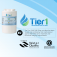 Tier1 Amana 12527304 Refrigerator Water Filter Replacement Comparable (Chart 2)