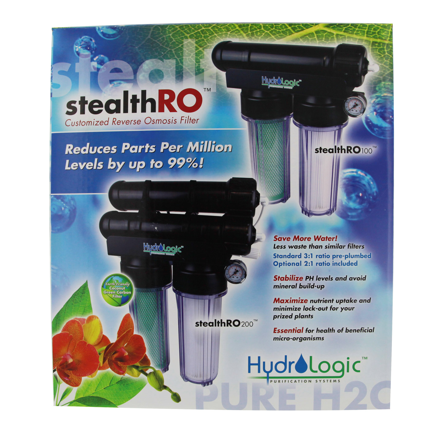 Hydrologic 31035 Stealth-150 Reverse Osmosis System