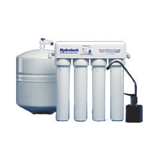 Hydrotech 4VTFC25G-PB Pushbutton Reverse Osmosis System