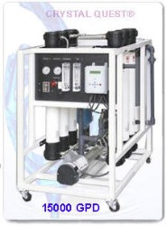 CRYSTAL QUEST Commercial Reverse Osmosis System 15,000 GPD