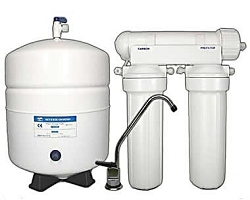 3 Stage CTA Reverse Osmosis System